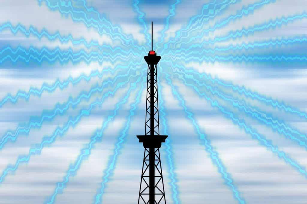Rays Radio Radio Waves Wave  - geralt / Pixabay