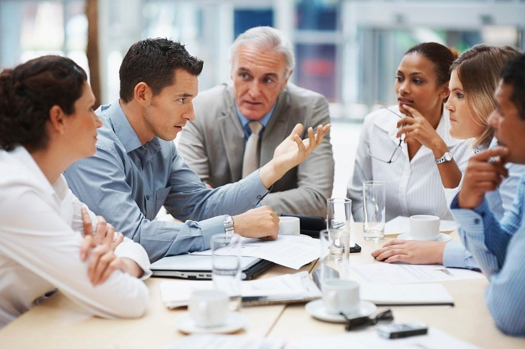 Business Meeting Meeting Business  - jmexclusives / Pixabay