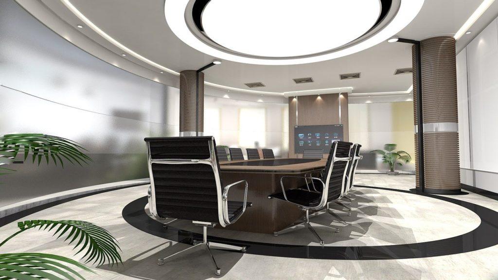Roundtable Light Interior Design Tv  - cdu445 / Pixabay