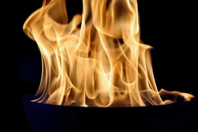 Fire Campfire Fire Pit Fire Bowl  - renateko / Pixabay